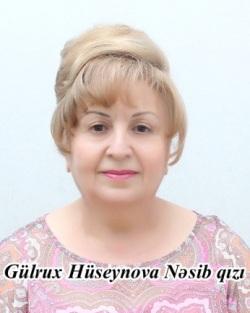 Gulrux Huseynova
