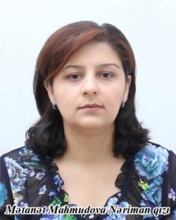 Matanat Mahmudova